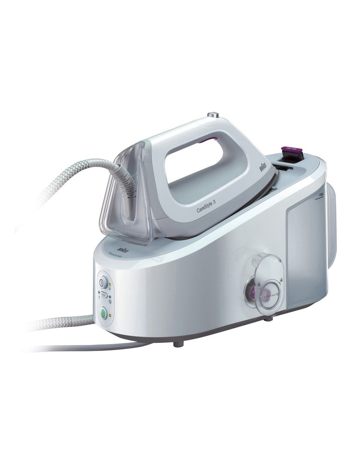 CareStyle 3 Steam ironing station IS 3045 White image 1