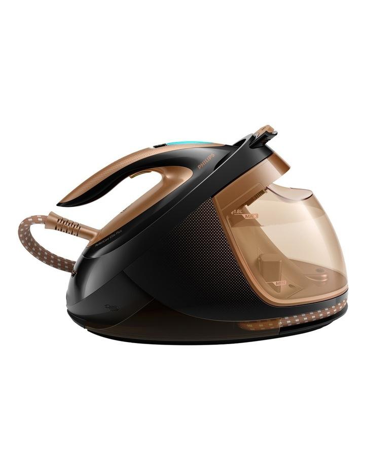 PerfectCare Elite Plus Steam Generator Iron: Black/Gold GC9681/80 image 1