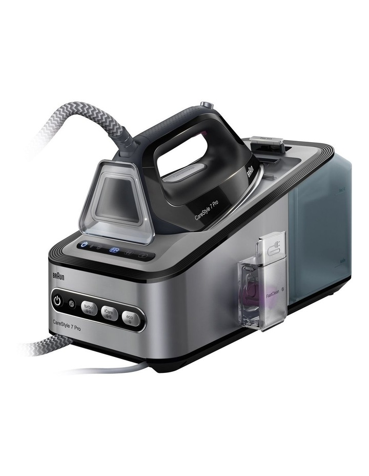 Carestyle 7 Steam Generator in Iron Black - IS7156BK image 1
