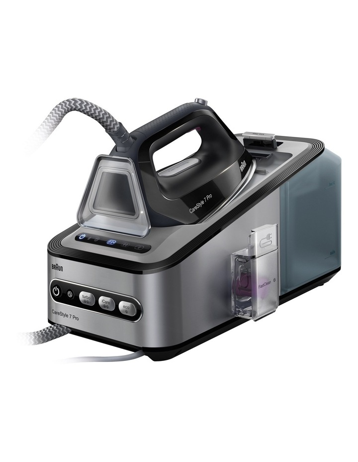 Carestyle 7 Steam Generator in Iron Black - IS7156BK image 2