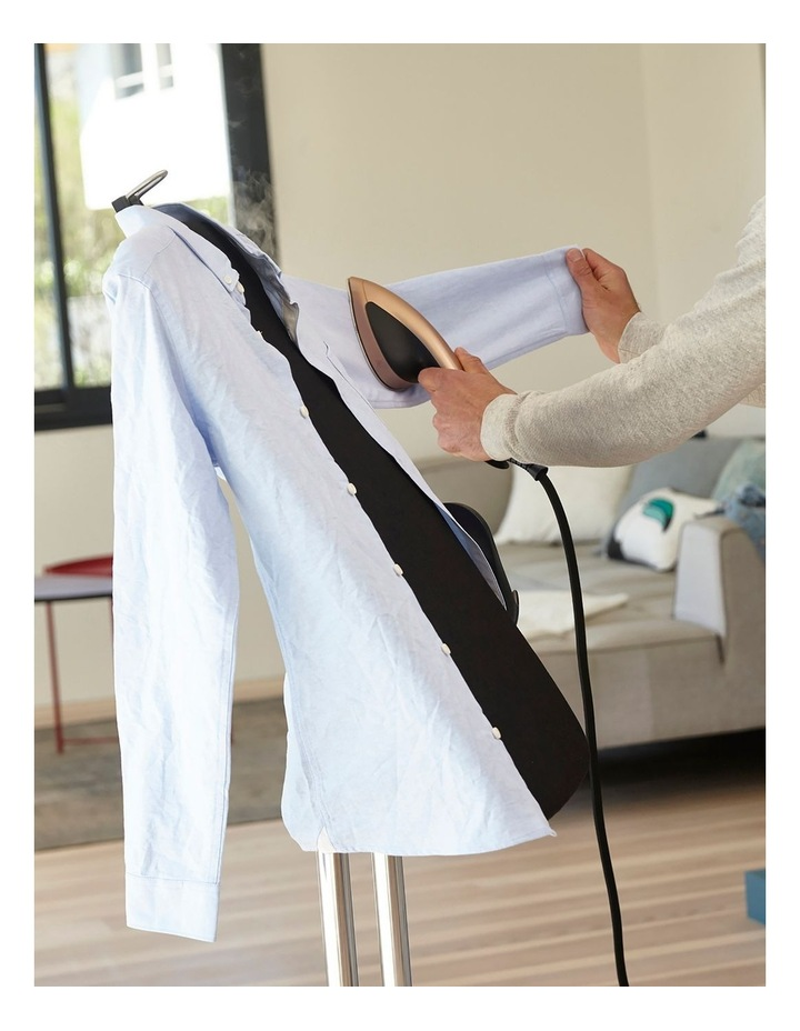 IXEO All-in-One Garment Solution: Black/Copper QT1020 image 5