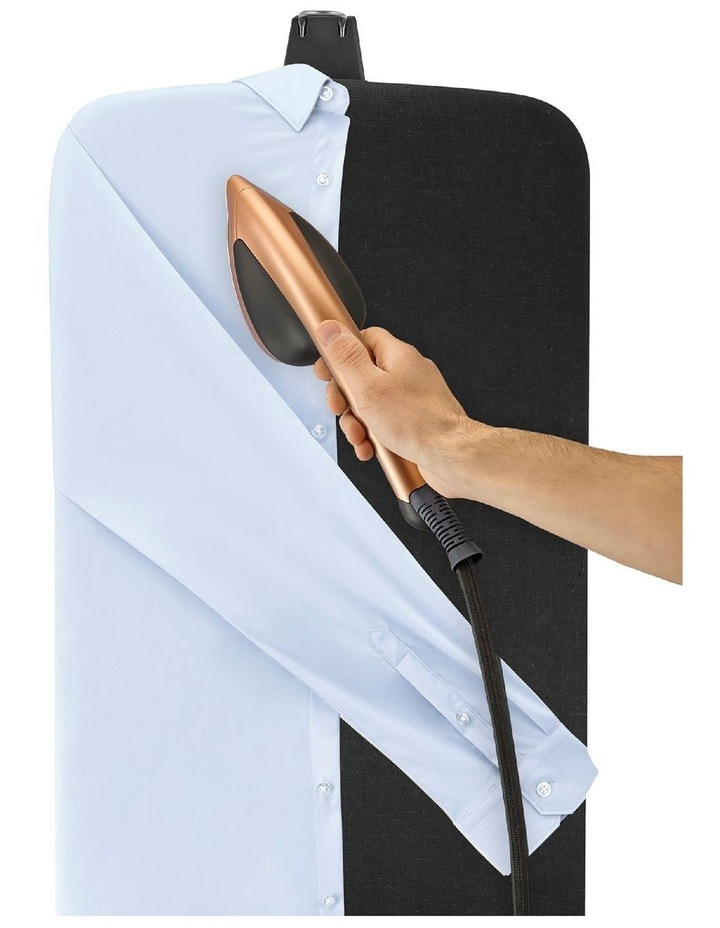 IXEO All-in-One Garment Solution: Black/Copper QT1020 image 7
