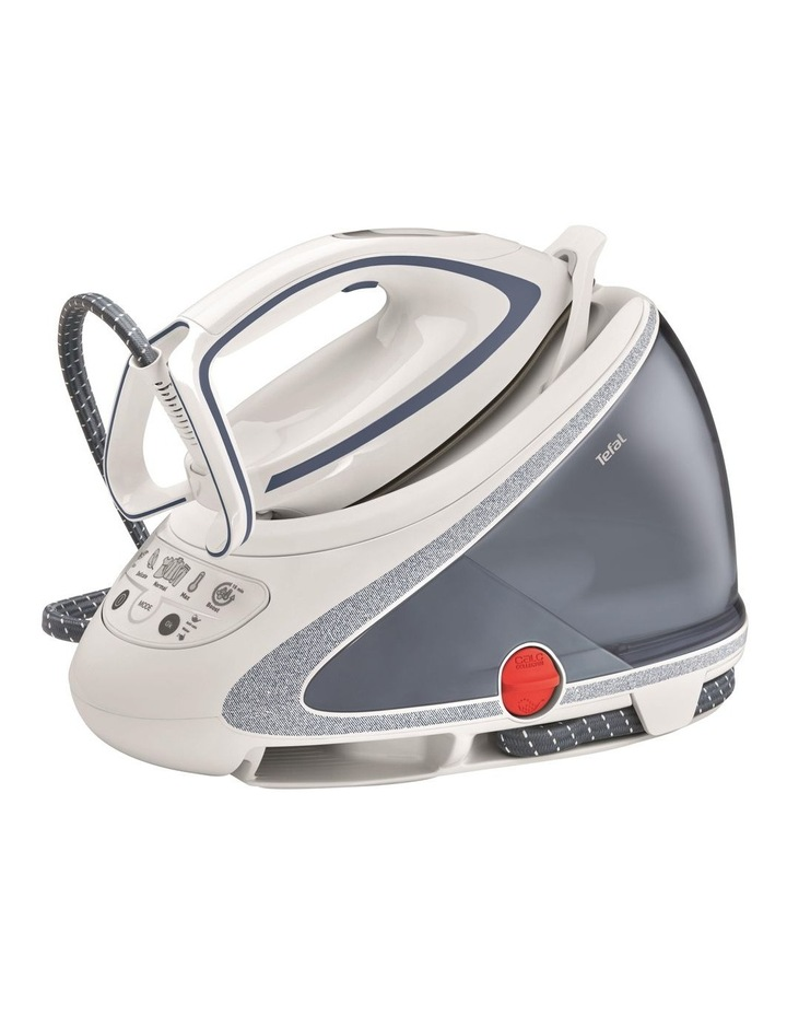 Pro Express Ultimate Steam Generator Blue/White GV9533 image 1