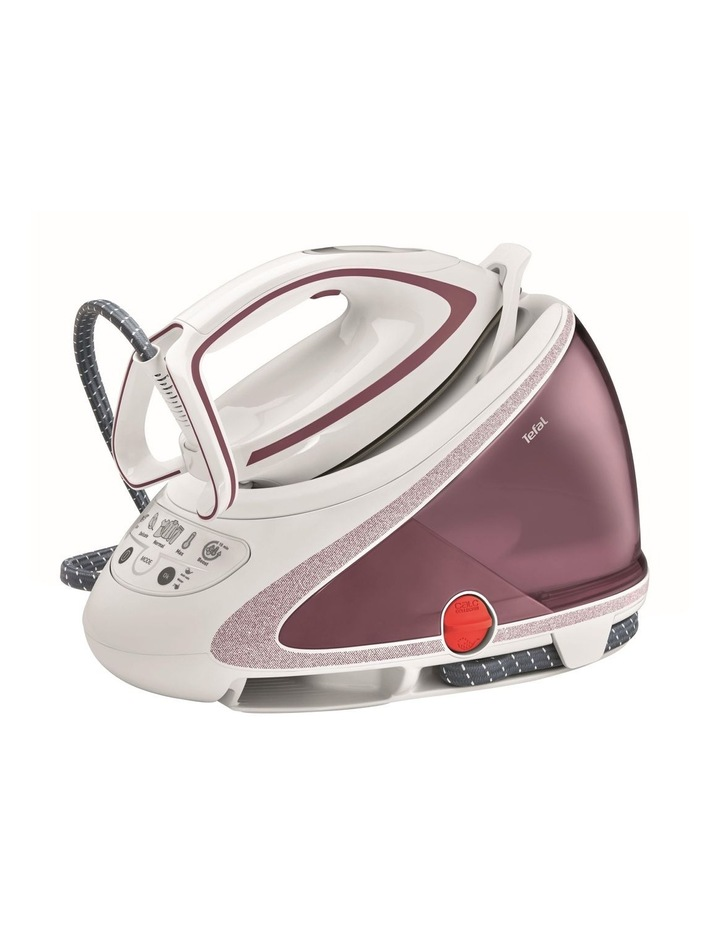 Pro Express Ultimate Steam Generator Red/White GV9534 image 1
