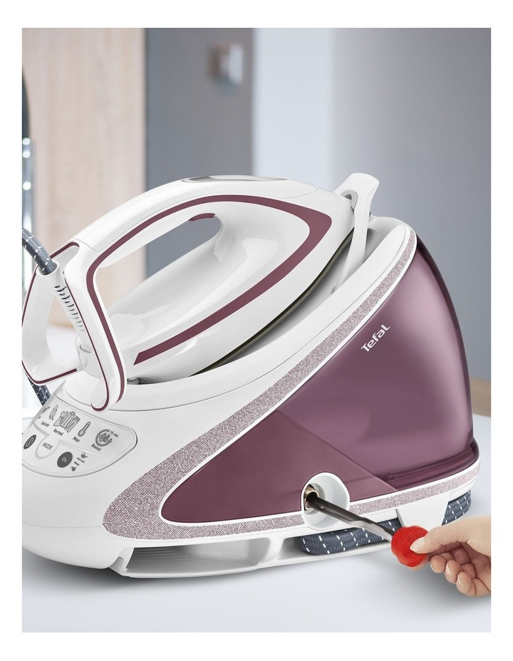 Pro Express Ultimate Steam Generator Red/White GV9534 image 5