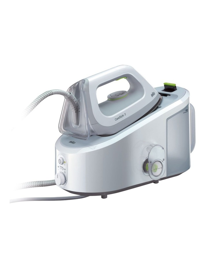 CareStyle 3 Steam Station IS3022WH White image 1