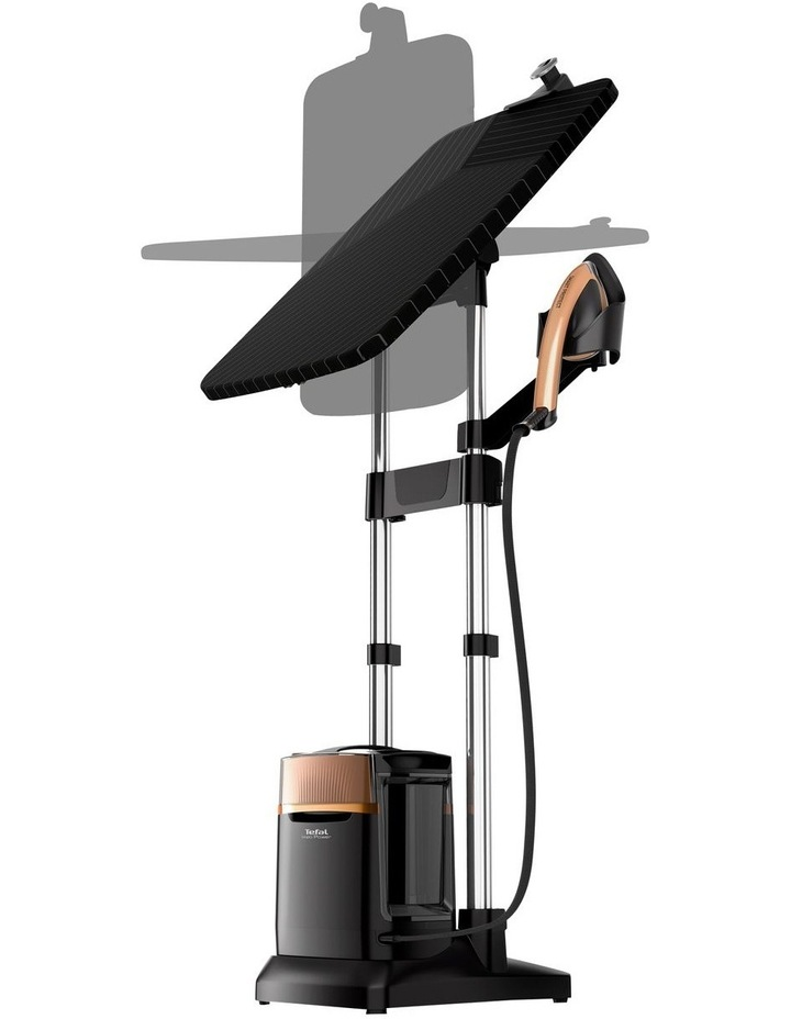 Ixeo Power All-in-One Garment Steamer in Black/Copper QT2020 image 1