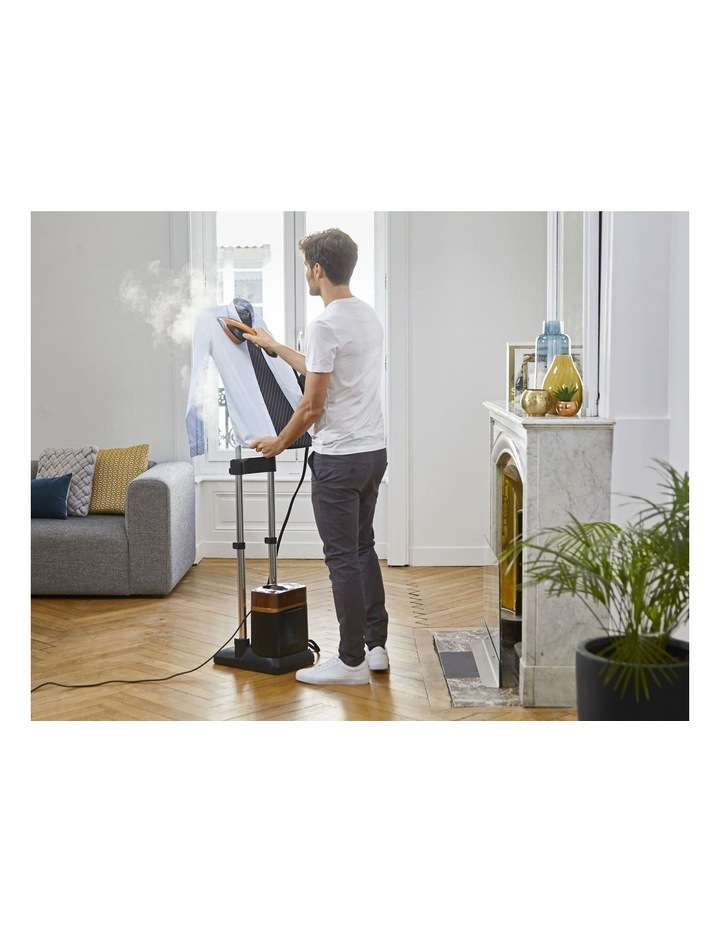 Ixeo Power All-in-One Garment Steamer in Black/Copper QT2020 image 2