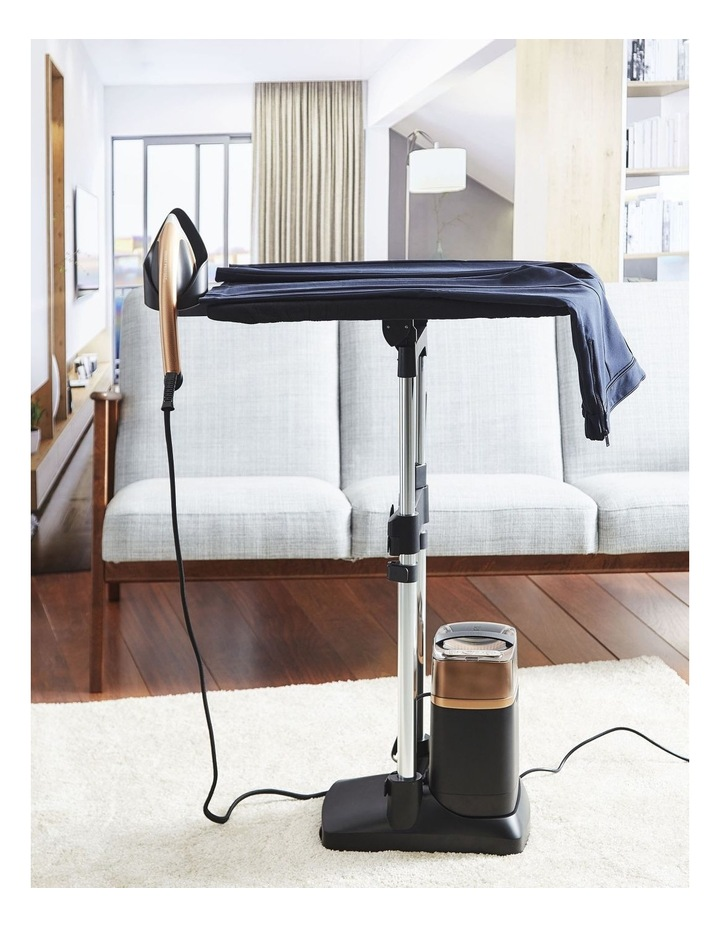 Ixeo Power All-in-One Garment Steamer in Black/Copper QT2020 image 4