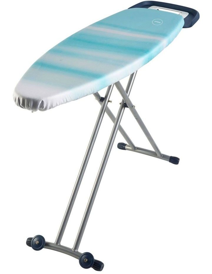Extra Large Chic Ironing Board with Flo Print Reversible Cover SB7400 image 1