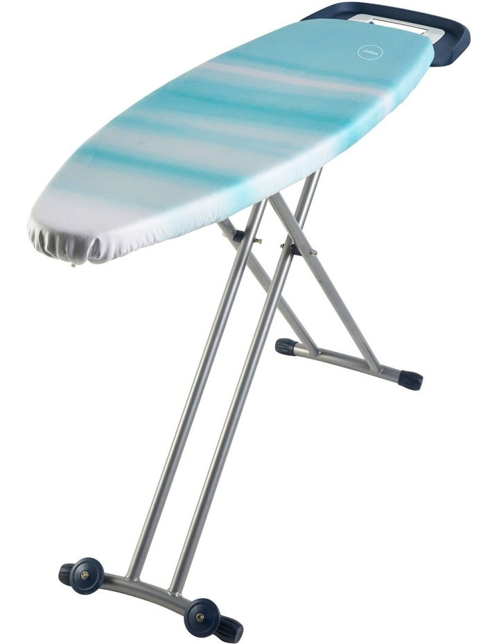 Extra Large Chic Ironing Board with Flo Print Reversible Cover SB7400 image 2