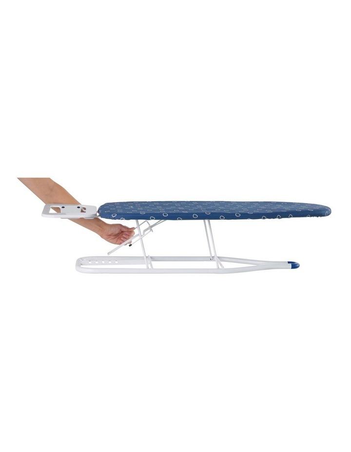 HiLo Adjustable Tabletop Ironing Board White/Blue SB1300 image 3