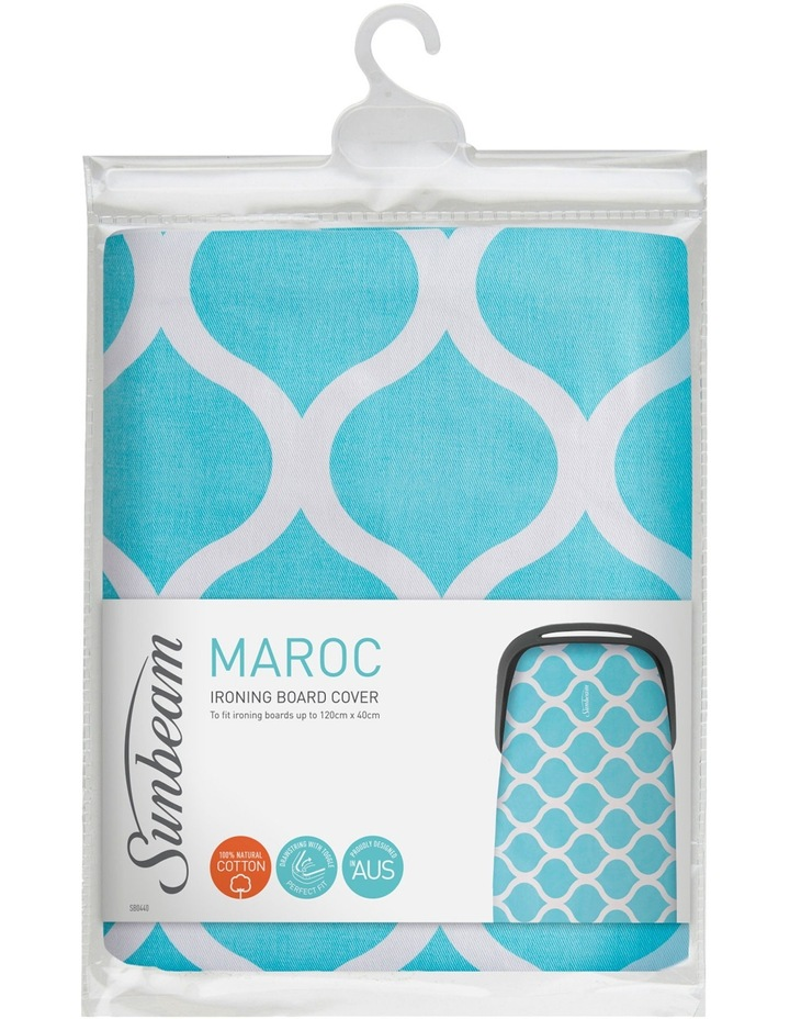 SB0440 Maroc Ironing Board Cover for Ironing Boards up to 120cm by 40cm image 1