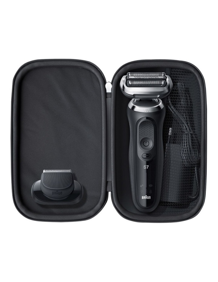 Series 7 Electric Shaver Design Edition with Black Travel Case Black MBS7 image 3