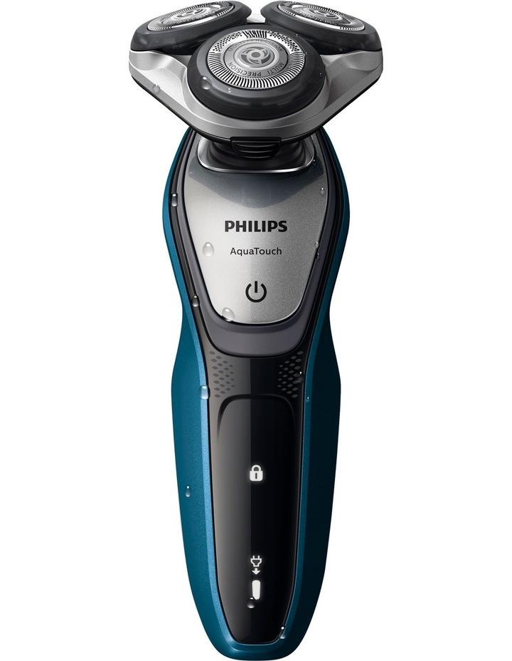 AquaTouch Multi Precision Shaver Blue/Black S5420 image 1