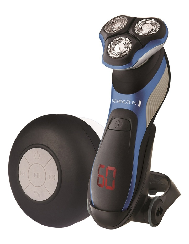 WETech Hyperflex Rotary Shaver & Speaker Pack image 1