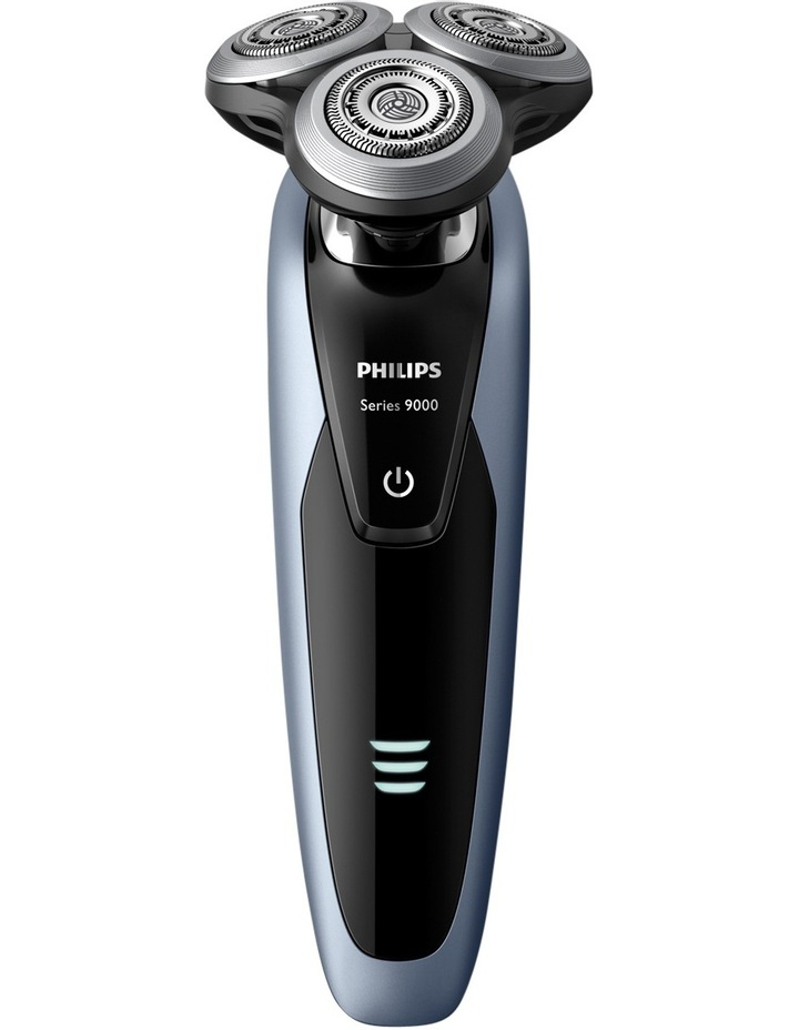 Series 9000 V-Track Precision shaver with SmartClean S9211/26 image 1