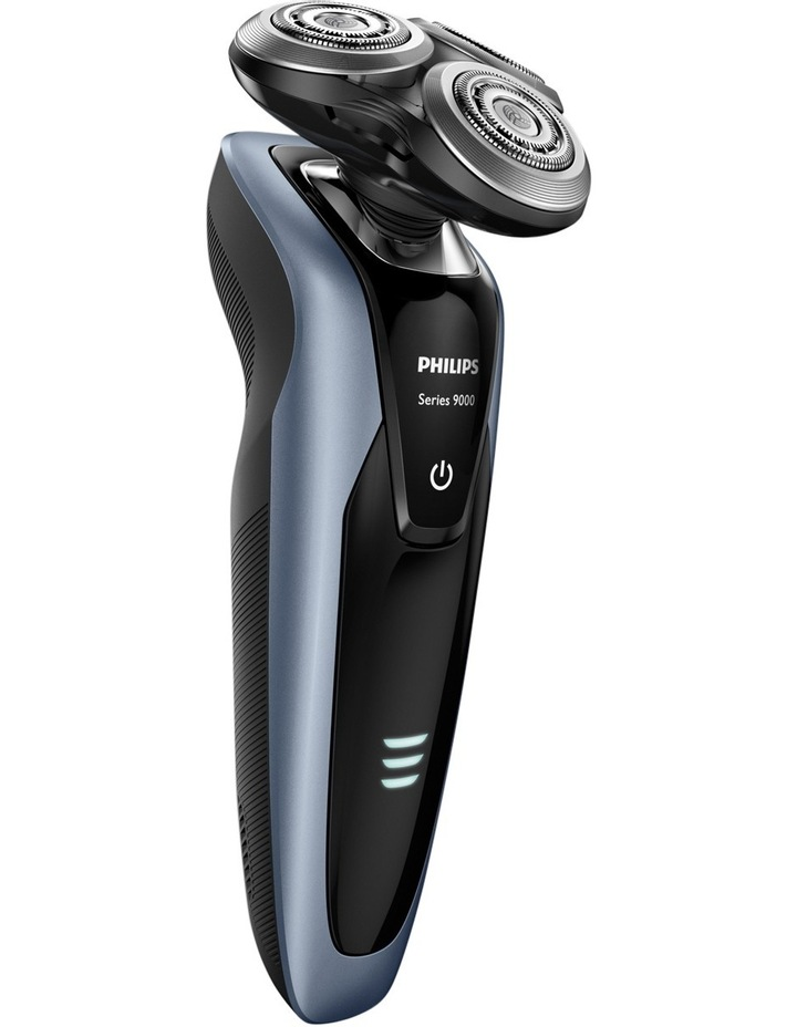 Series 9000 V-Track Precision shaver with SmartClean S9211/26 image 3
