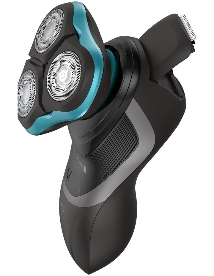 Style Series R5 Rotary Shaver: Black image 4