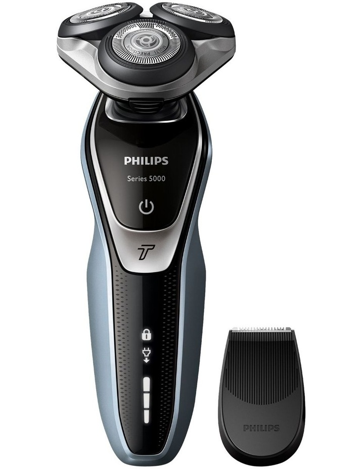 Series 5000 Wet and dry electric shaver Silver S5380/06 image 1