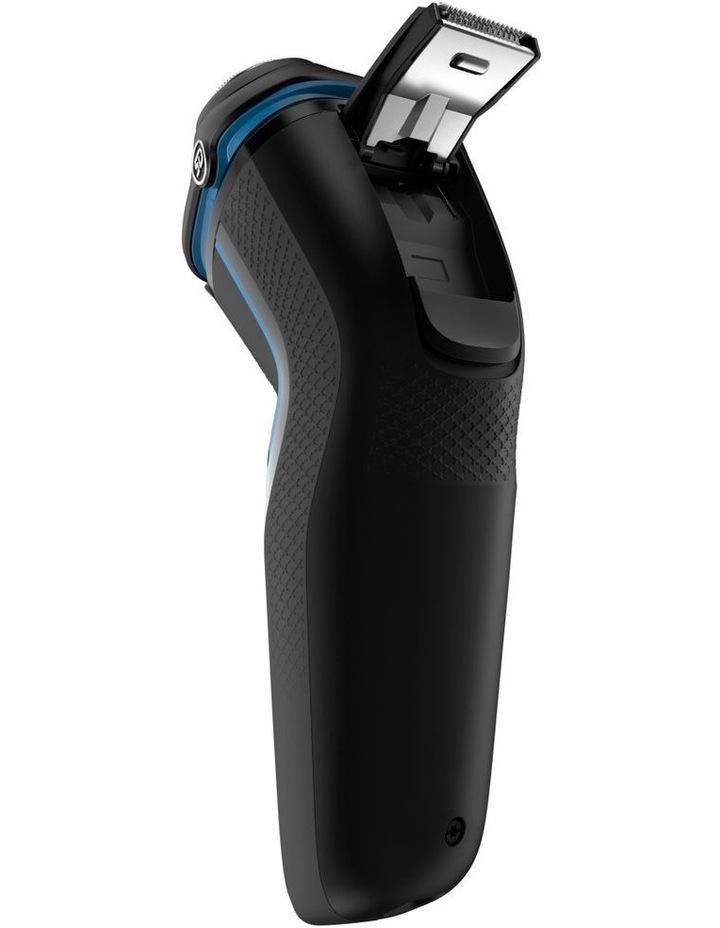 Shaver 3100 Wet or Dry electric shaver Black S3122/51 image 2