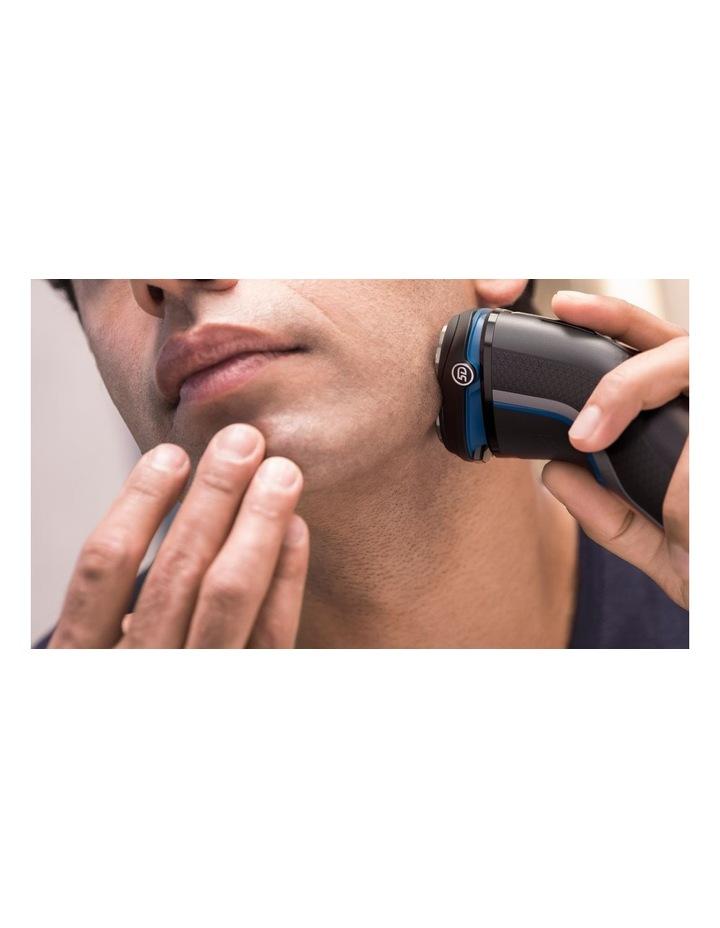 Shaver 3100 Wet or Dry electric shaver Black S3122/51 image 5