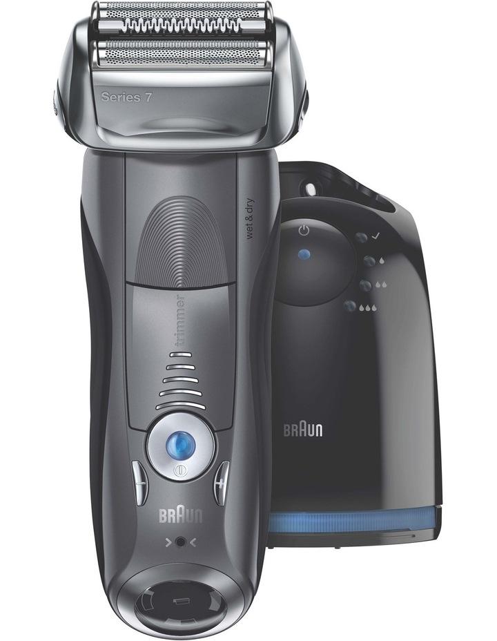 7865cc- Series 7 Shaver Mens Shaver: Blk image 1