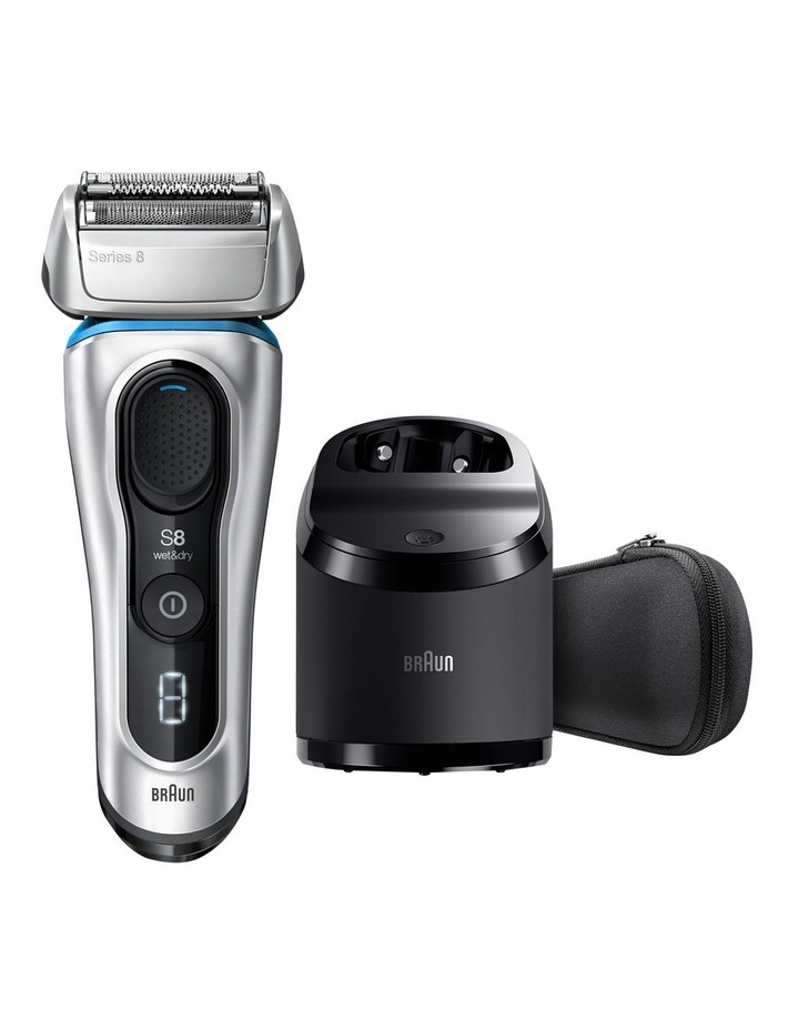 Series 8 Foil Electric Shaver 8370CC image 1