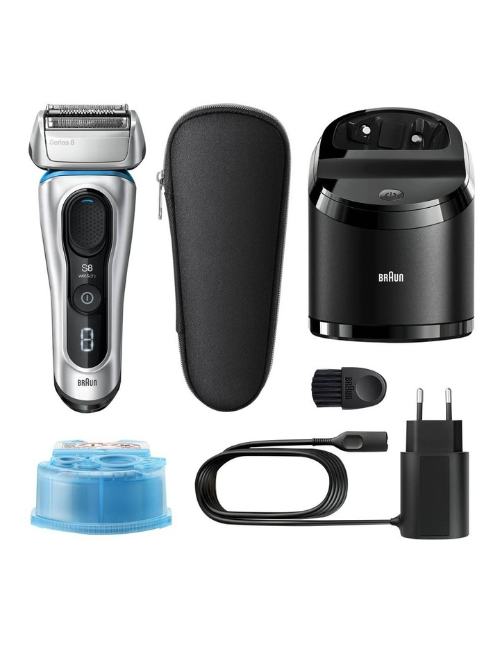 Series 8 Foil Electric Shaver 8370CC image 2