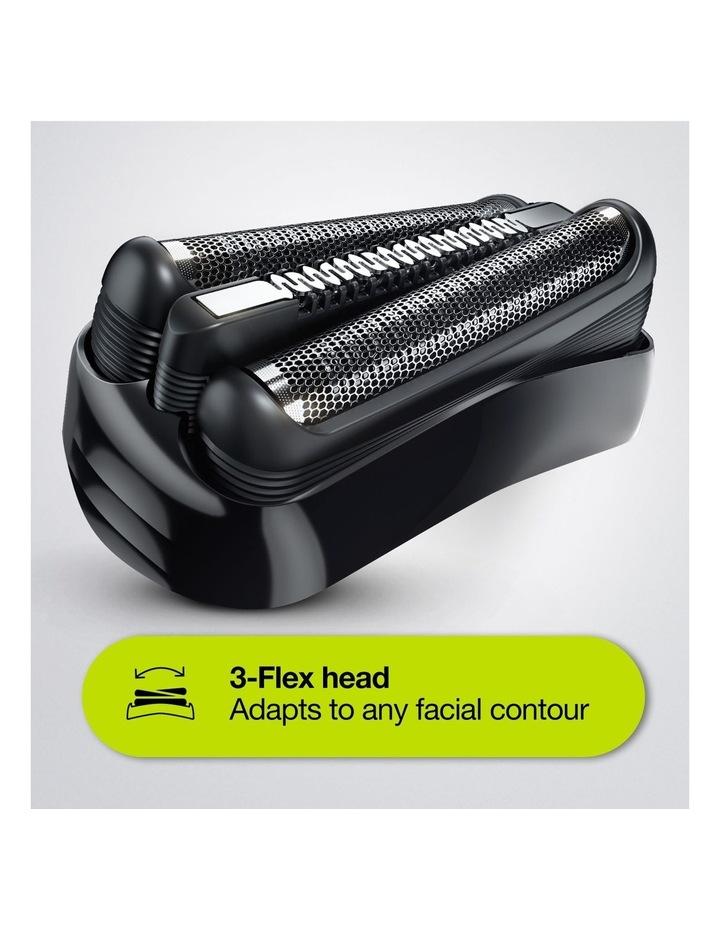 Series 3 Shaver Black 310BT image 2