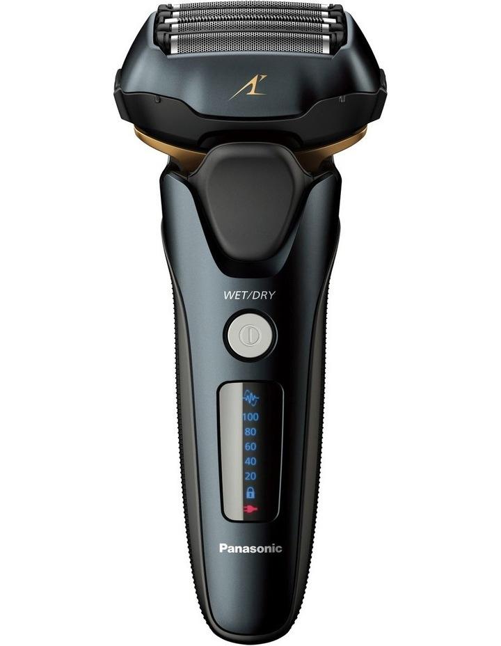Multi-Flex 5-Blade Rechargeable Shaver in Blue ES-LV97-K841 image 1