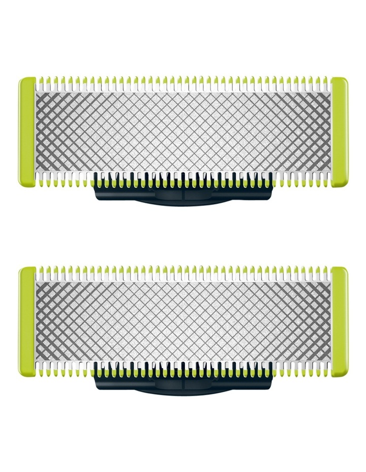 One Blade Replacement Blade 2 Pack Lime QP220/50 image 1