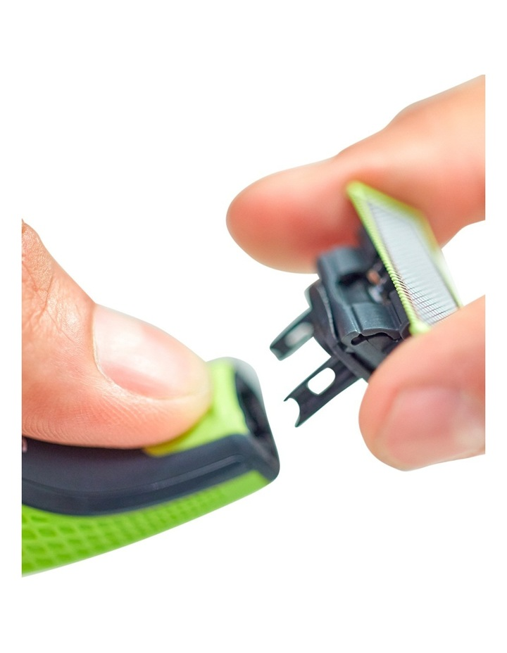 One Blade Replacement Blade 2 Pack Lime QP220/50 image 3