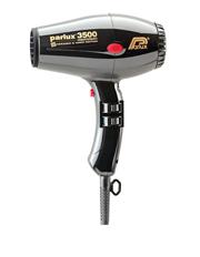 Parlux - 3500 Super Compact Ceramic & Ionic Hair Dryer 149511: Black