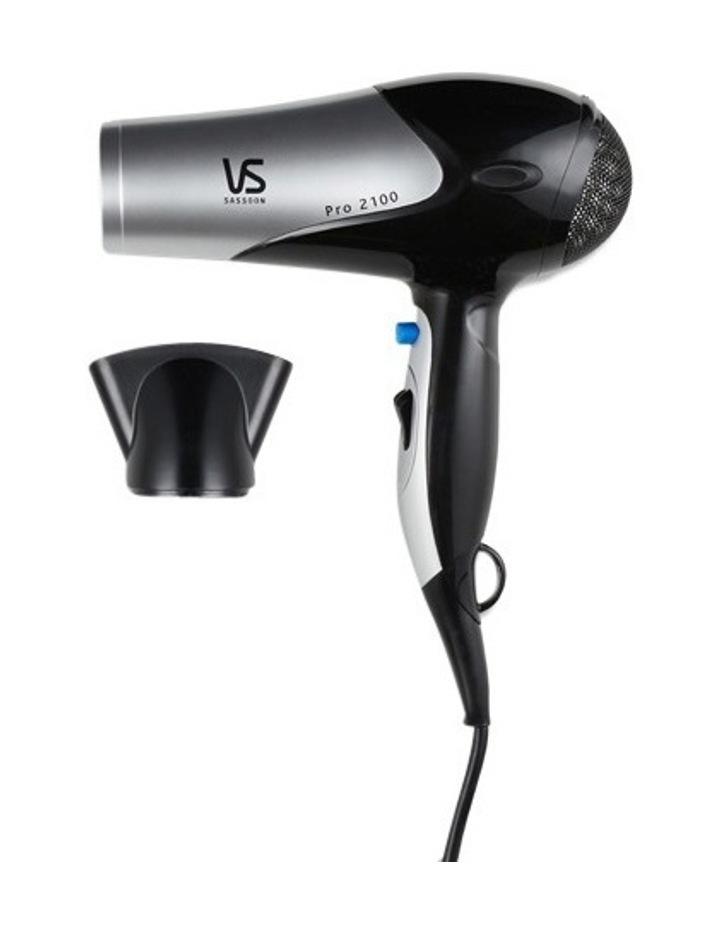Quick Blow Dry & Shine Black VSLE48A image 2