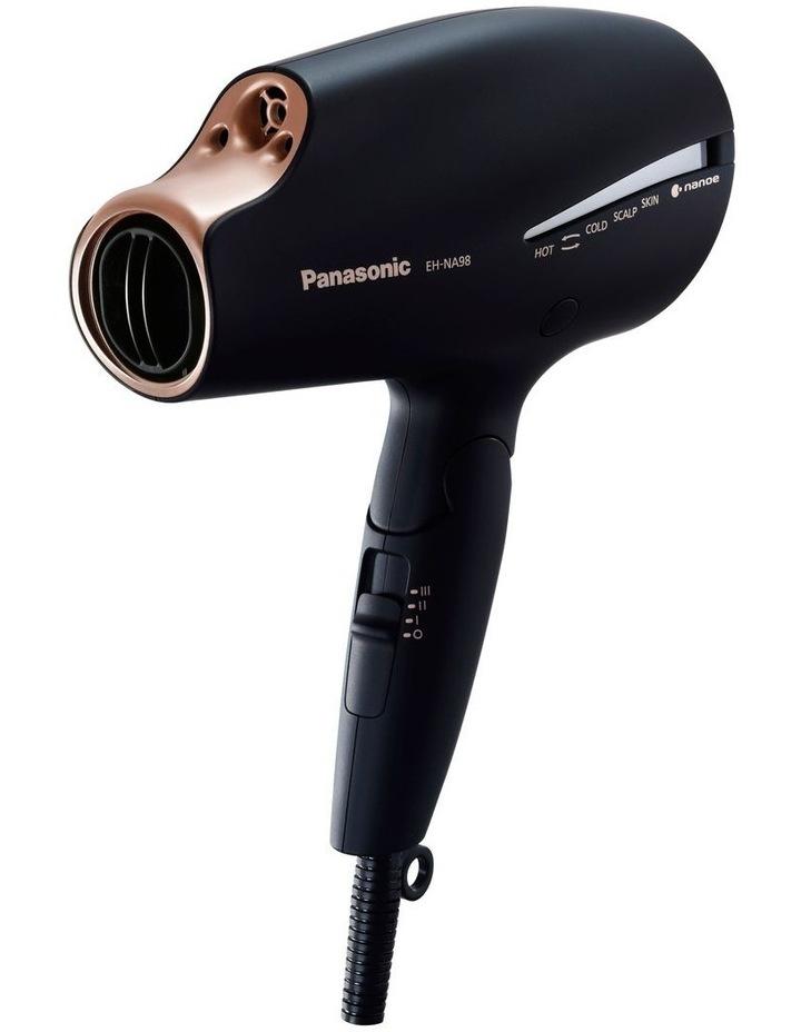 Nanoe Moisture infusing Advanced Hair Dryer in Black EH-NA98-K765 image 4