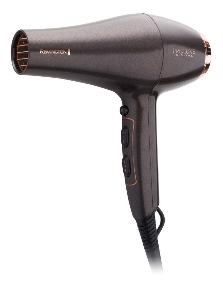 Proluxe Digital Hair Dryer in Black/Rose Gold BD7000AU image 1