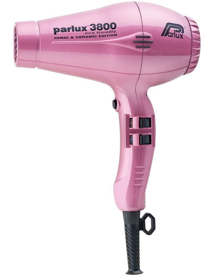 3800 Ionic Ceramic Hair Hair Dryer Pink image 1