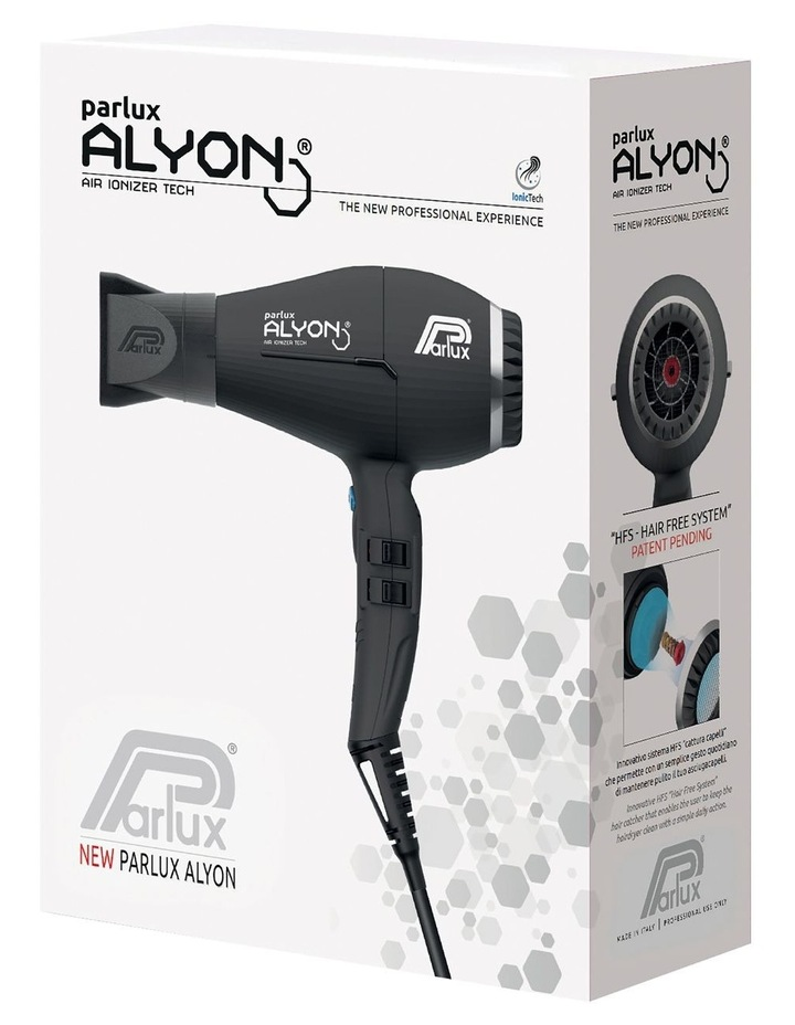 Alyon Hair Dryer Black image 3