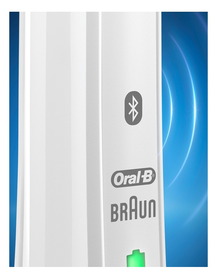 Smart 4 4000 rechargeable toothbrush:White 4000N image 2