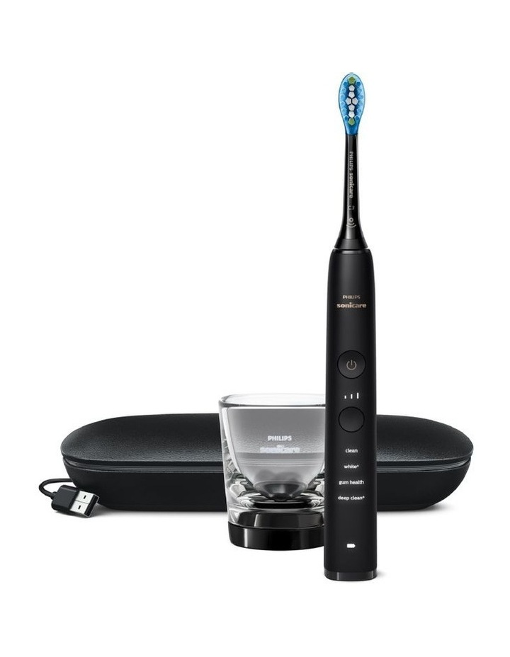 Sonicare Diamond Clean 9000 Toothbrush Black HX9912/17 image 1