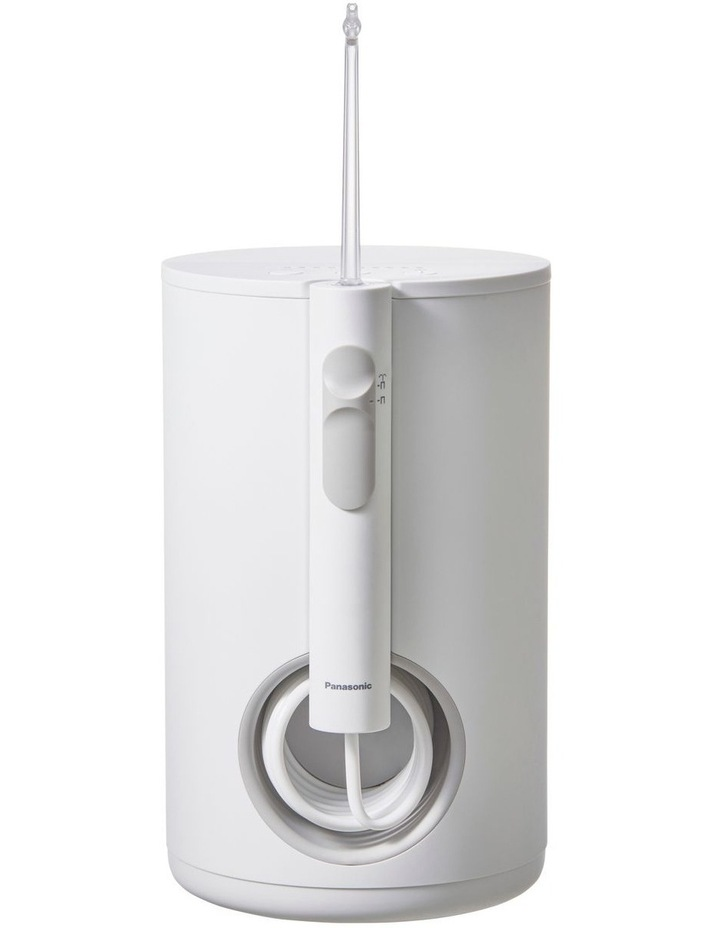Premium Ultrasonic Water Flosser White EW1611W541 image 1