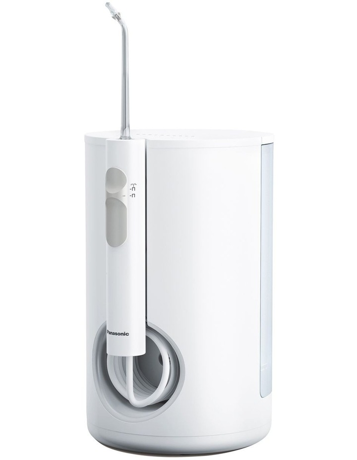 Premium Ultrasonic Water Flosser White EW1611W541 image 2