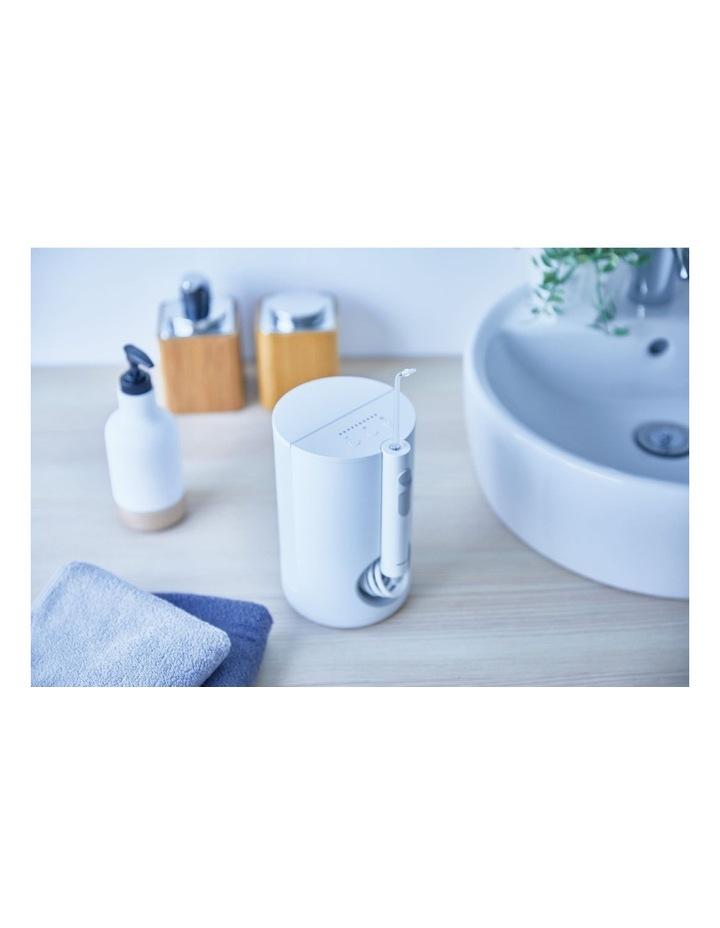 Premium Ultrasonic Water Flosser White EW1611W541 image 3