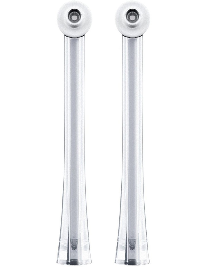 Sonicare AirFloss Ultra Nozzles 2 Pack in Silver HX8032/05 image 1