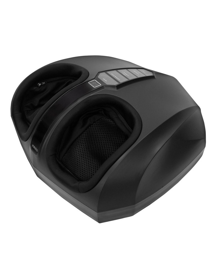 Elite Compression Foot Massager with Heat FCC1050BK-AU image 1