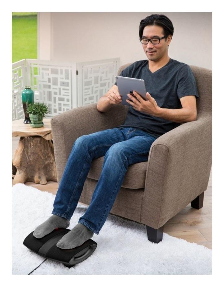 Shiatsu Elite Foot Massager with Heat Black FMS-255H-AU image 5