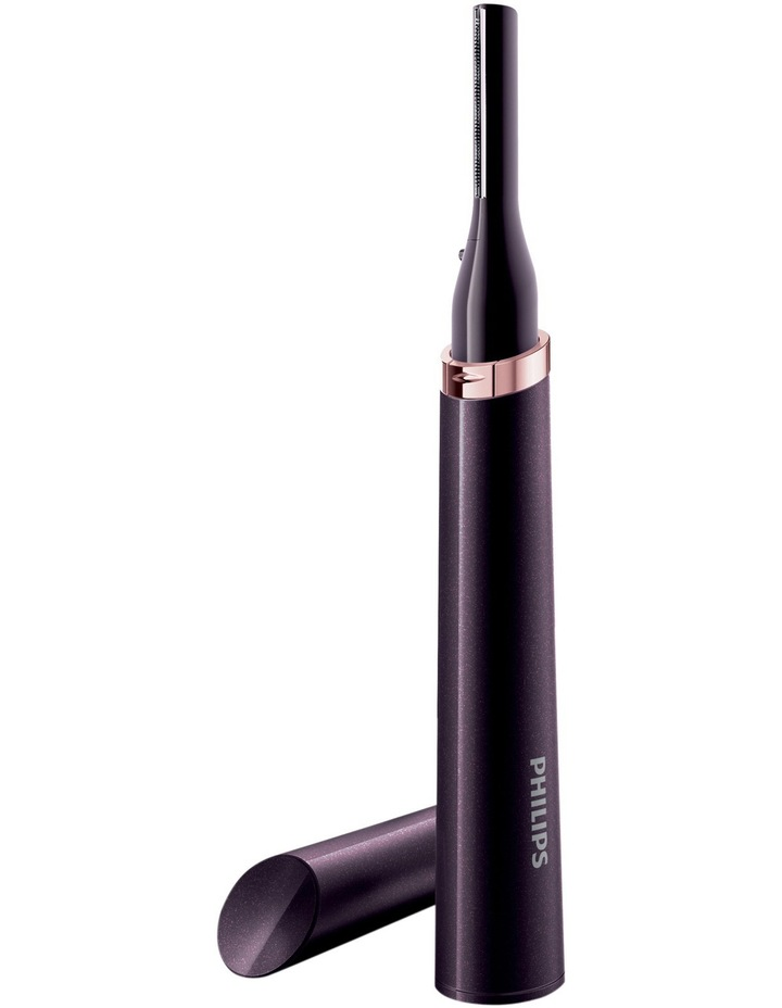 Touch Up Trimmer Pen: Black: HP6392 image 1
