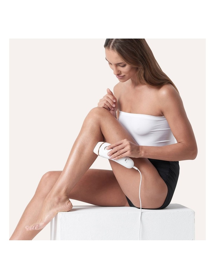 Expert Pro 5 IPL Hair Removal Device White/Gold PL5137 image 4