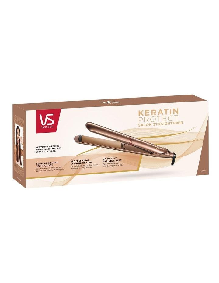 Keratin Protect Hair Straightener VSLE2540A image 3